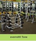 Everroll Gym Flooring - Tone