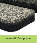 Everroll Composite Gym Flooring