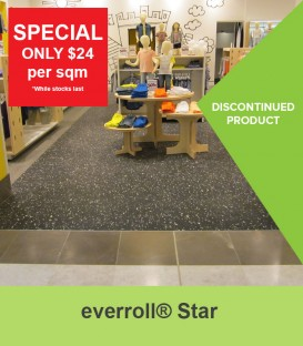 Everroll Flooring - Star