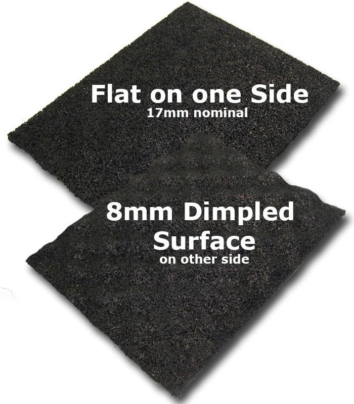 regupol acoustic underlay 6010 17 8mm for t g timber. Black Bedroom Furniture Sets. Home Design Ideas
