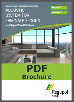 4515-s Laminate Acoustic Underlay