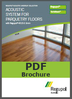 4515-s Parquetry Acoustic Underlay