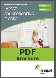 Regupol Acoustic Underlay General PDF Brochure