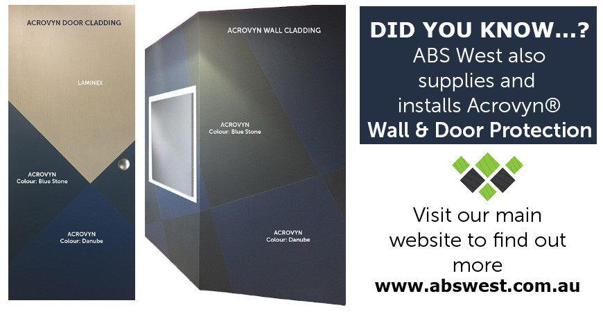 CREATIVE WALL u0026 DOOR PROTECTION  sc 1 st  Commercial Flooring and Acoustic Underlay - ABS West & Wall and Door Protection - Blog: Regupol Acoustic Underlay and ...