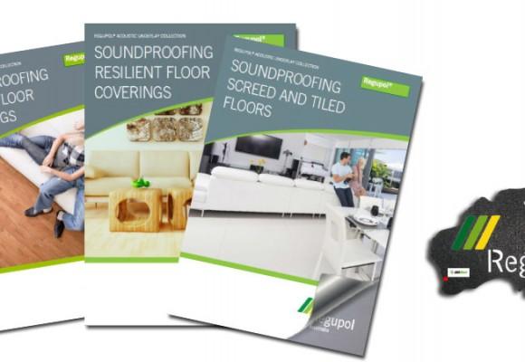 New Acoustic Underlay Brochures