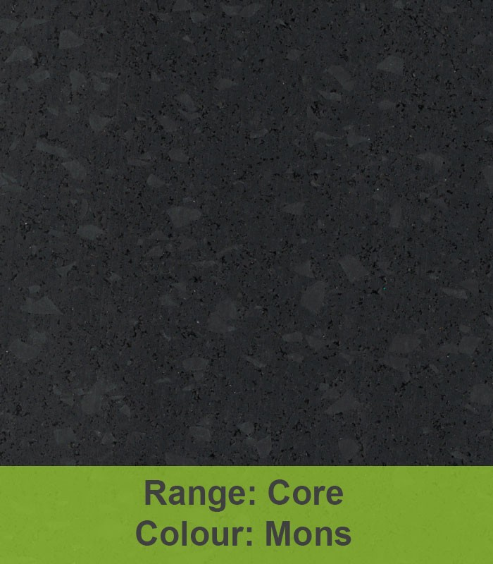 Everroll Core Rubber Flooring For Commercial Retail