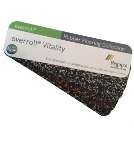 Everroll Gym Flooring - Vitality