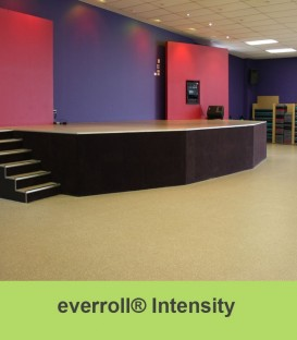 Everroll Gym Flooring - Intensity