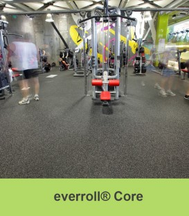 Everroll Gym Flooring - Core