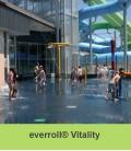 Everroll Gym Flooring - Vitality
