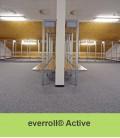 Everroll Gym Flooring - Active