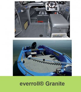 Everroll Marine Flooring - Granite