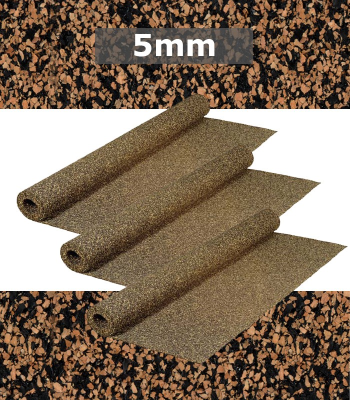 Regupol Acoustic Underlay K225 5mm For Timber Parquetry