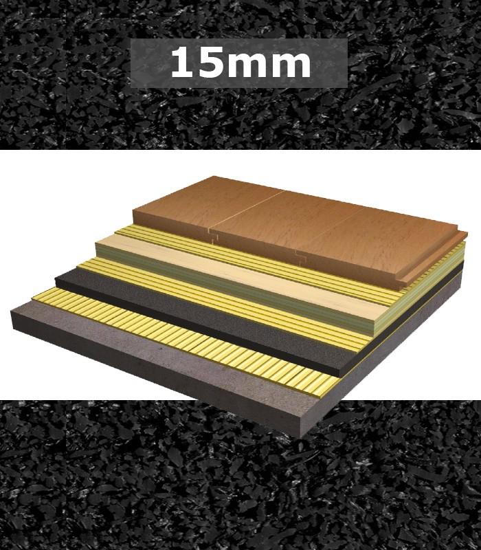 Acoustic Underlay For Engineered Flooring Carpet Vidalondon