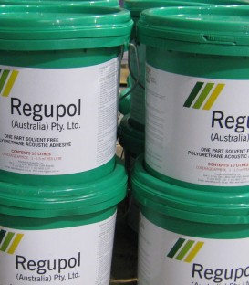 Regupol One Part Polyurethane Adhesive