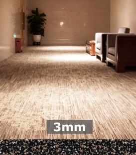 4515-S 3mm Regupol Acoustic Underlay for Carpet