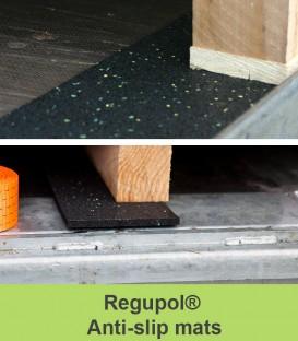 Regupol anti-slip mats