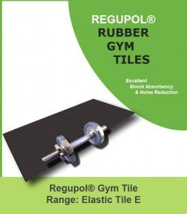 Regupol Gym Tiles - Elastic Tile E