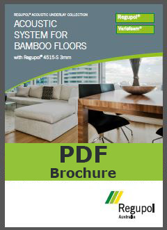 4515-s Bamboo Acoustic Underlay