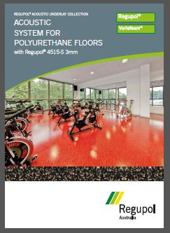 4515-S 3mm Acoustic Underlay for Polyurethane