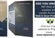 CREATIVE WALL & DOOR PROTECTION