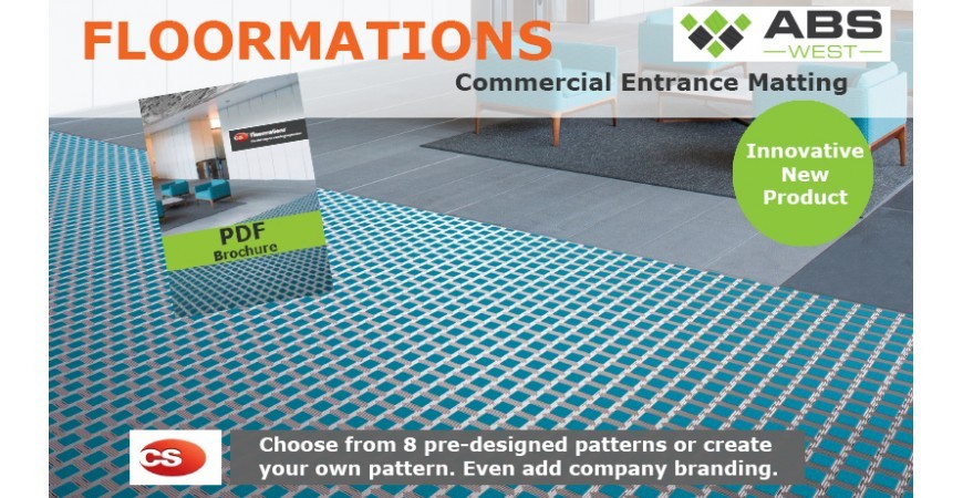 New Entrance Matting - Floormations
