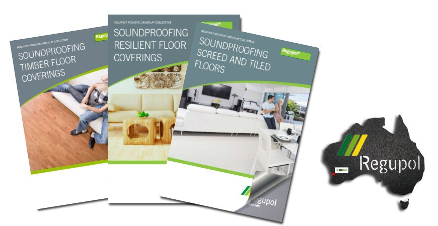 New Acoustic Underlay Brochures