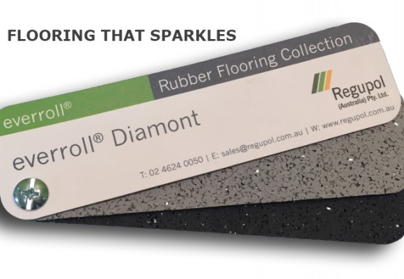 Flooring that Sparkles